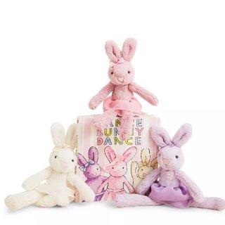 最高送$750礼卡  凑单好物Jellycat 萌趣玩偶、童书热卖