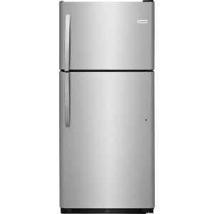 Frigidaire 20.4 cu. ft. Top Freezer Refrigerator in Stainless Steel