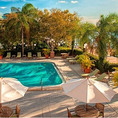 Kids 17 or younger stay freeStay at a 4-Star Top-Secret Tampa Hotel in Florida