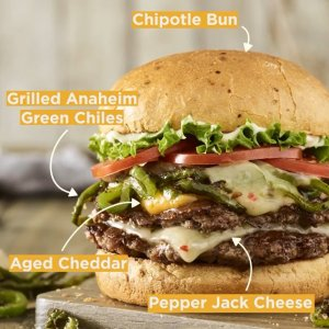 Buy One Get One for $0.13Today Only: Smashburger New Colorado Burger Deal