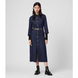 ALLSANTS衬衫裙