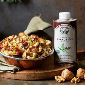 $6.75La Tourangelle Roasted Walnut Oil, 16.9 oz. Can