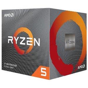 $204  送3個月XGP + 游戲AMD RYZEN 5 3600X 6核 AM4 95W 7nm Zen2架構處理器