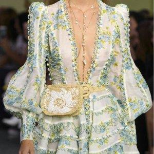 低至6折+额外7折仅1天:Zimmermann 年末礼赞 白色连衣裙$353、丝绸上衣200+