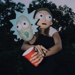 7.5折 $15收封面Rick and Morty头套Tillys万圣节服饰热卖 鬼马搞怪风