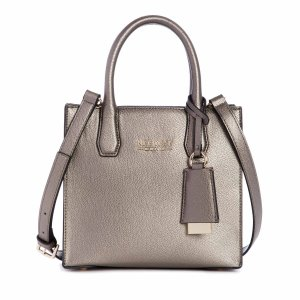 Nine WestAriana Mini Tote Crossbody - Pewter