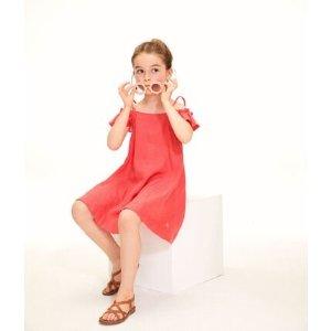 Petit Bateau吊带连衣裙