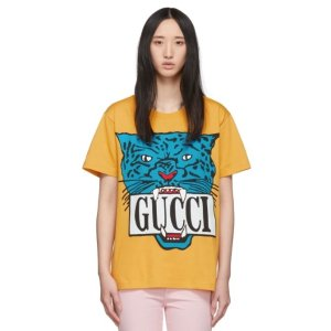 From $455Gucci T-shirts @ SSENSE