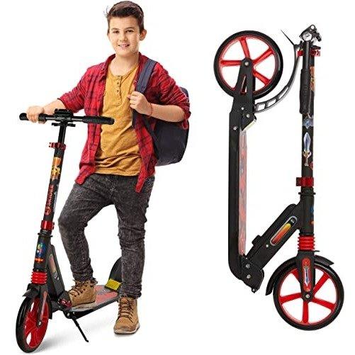 大童可折叠滑板车 适合8岁以上儿童