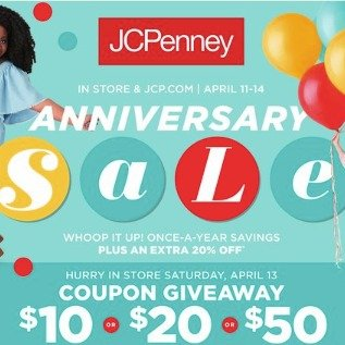 922f1d4fec5 Anniversary Sale buy 1 get 1 for $0.01 @ JCPenney $10 off $10 or $20 ...