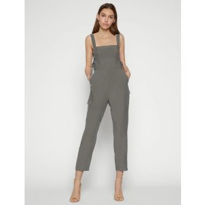 BCBGMAXAZRIALace-Up Side Jumpsuit
