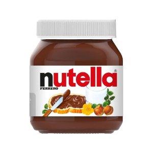 Nutella第二件半价榛子巧克力酱 350G