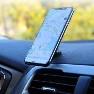 $8.99(原价$15.99)最后一天:TaoTronics  车载磁性手机支架 兼容大部分手机 360°可旋转