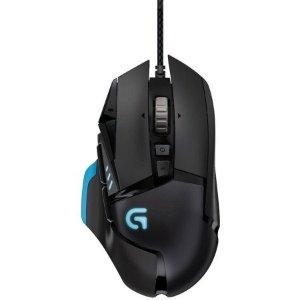 Logitech G502 RGB 游戏鼠标
