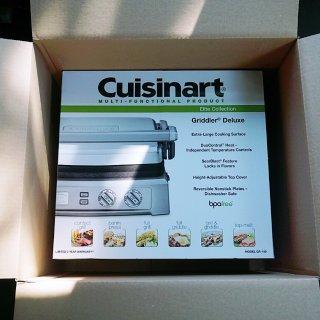 【Cuisinart 不锈钢双面烤盘】测评(内附七款食物制作)