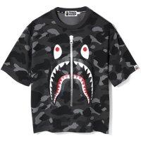 A Bathing Ape 鲨鱼T恤