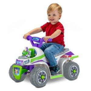 巴斯光年 6V 电动儿童摩托车
