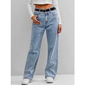 Zaful牛仔裤