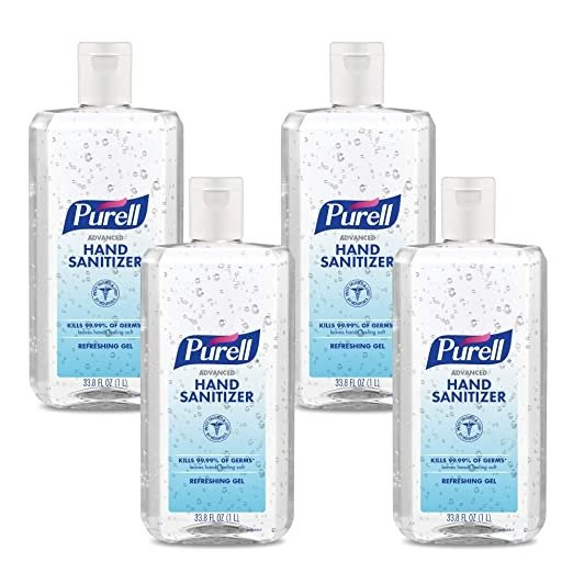 免洗手液1L装 共4大瓶