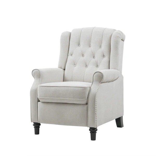 舒适沙发休闲懒人椅 白色