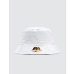 Fiorucci小天使渔夫帽(黑白两色)