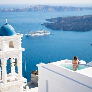 $387起  夏日旺季日期可选纽约--希腊多地 往返机票促销 含圣托里尼