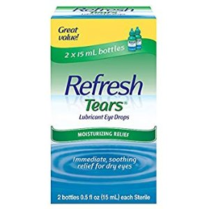Allergan Refresh Plus Lubricant Eye Drops