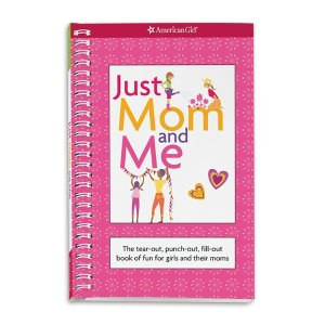 American GirlJust Mom and Me 书籍