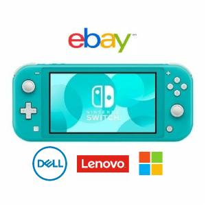 Nintendo Switch Lite Only $180eBay Electronics Extra 10% Off Electronics