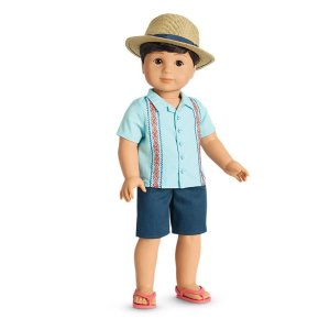 American GirlSun & Fun Outfit for 18-inch Dolls