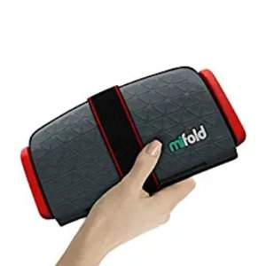 As low as $26.46Amazon mifold Grab-and-Go Car Booster Seat
