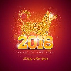 狗年大吉,福旺财旺2018 中国新年春节限量合集