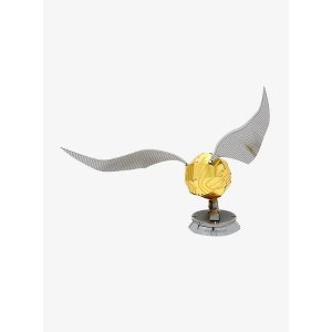 Harry Potter Golden Snitch Metal Earth 3D Metal Model Kit