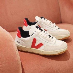 无门槛7折 收Veja经典小白鞋Click Frenzy:Coggles 高端大牌闪促 绝好价收小脏鞋、北脸