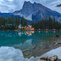 (4 days) Canada Nature: Banff / Glacier / Crane / Jasper / Grizzly Five National Park +