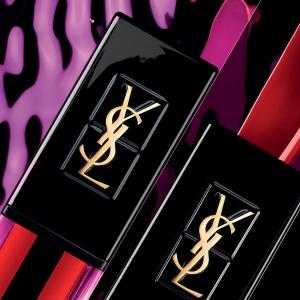 独家!满额79折 £22收新款水光唇釉YSL 全线美妆香水热促 最新款水光唇釉也参加