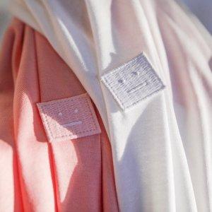 变相7.5折起 $260收粉色卫衣ACNE Studios 定价优势 新款囧脸卫衣$350(定价$470)
