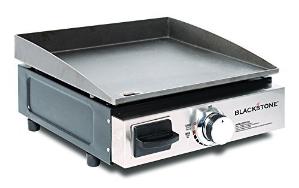 $139.99Blackstone 1650便携式户外煤气烧烤铁板炉 可做铁板鱿鱼