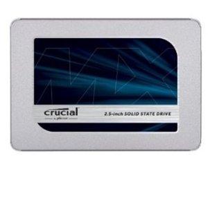 $165Crucial MX500 2.5-inch 1TB SATA