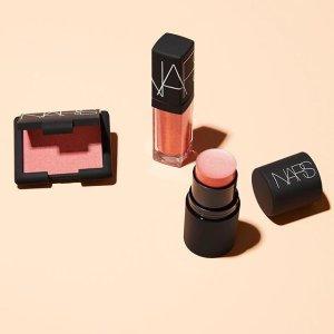 低至7折Walmart Nars 精选美妆热卖 收高潮腮红、唇膏笔