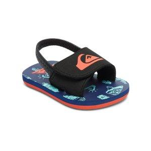 QuiksilverBaby Molokai Layback Slider Sandals