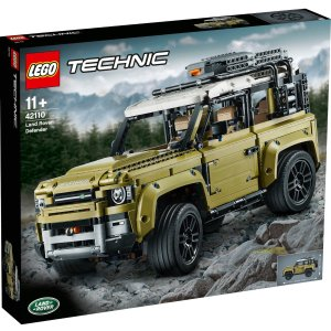 LEGO Technic Land Rover Defender 路虎卫士 42110