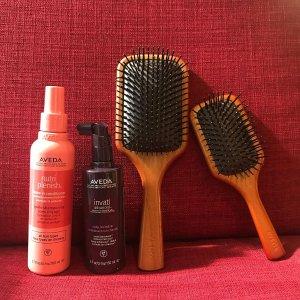 满$10享8.5折+任意单免邮最后一天:Aveda 洗护发品 热销气垫按摩发梳、防脱好物头皮激活精华