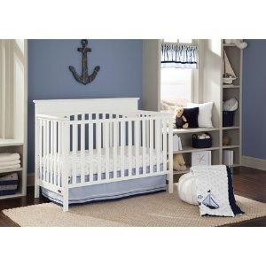 GracoLauren 4 四合一婴儿床 游戏床