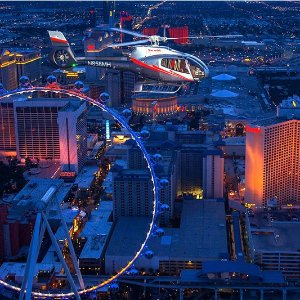 From $89VEGAS NIGHTS Helicopter Tour