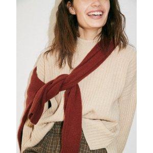 Madewell羊绒毛衣