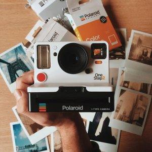 全场最低仅£51收Polaroid 宝丽莱相机&相纸超值价 给照片完美滤镜