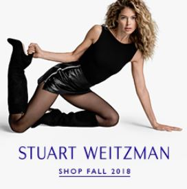 Now AvailableFall 2018 Collection @ Stuart Weitzman