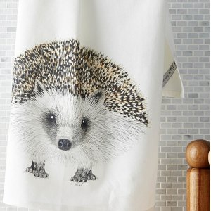 精美茶巾低至$1.5起Simons 优质纯棉茶巾 厨房的彩色装饰 内附传统茶巾由来和用途