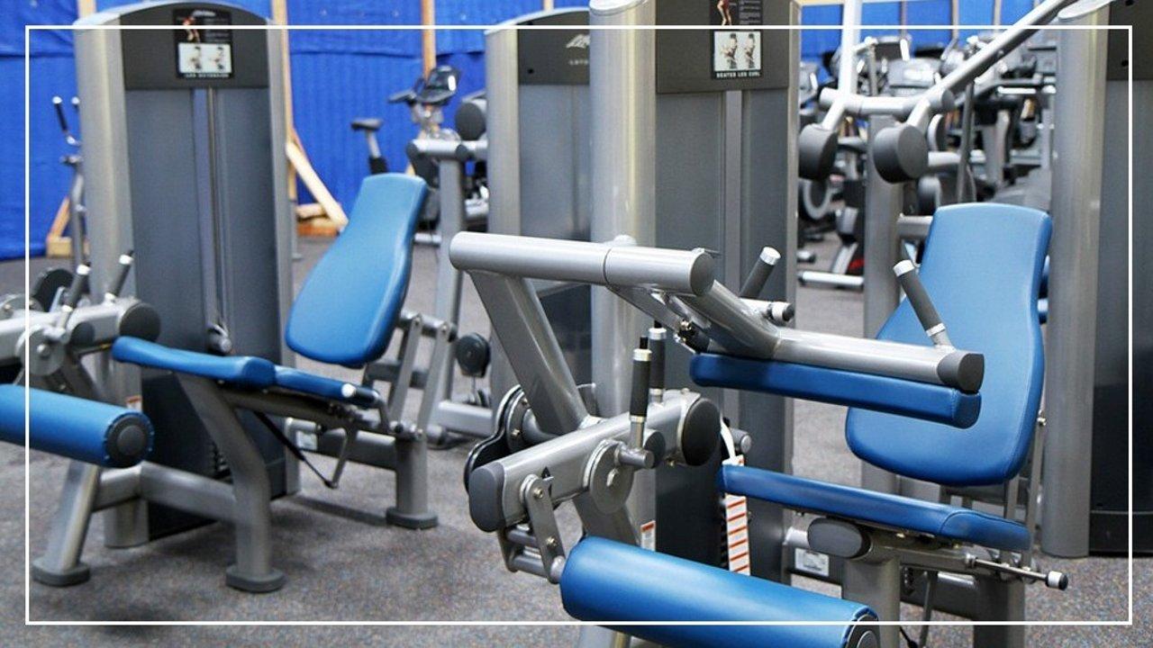 健身房常见器械功能、基本使用方法及英文名称科普!